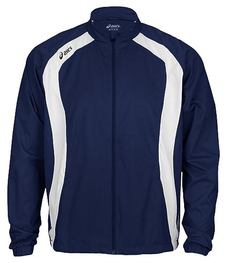 2aac936969b46 ASICS Jr. Caldera Youth Big Boys Athletic Lightweigh Jacket