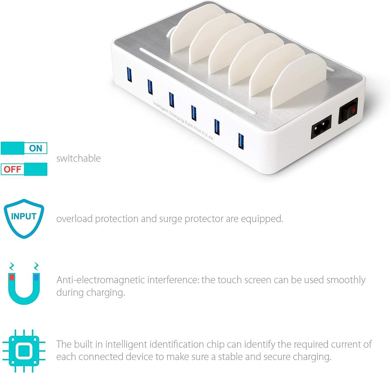 Mini Ladekabel USB fr Ladestation Power Bank YOJA Kurze Ladekabel ...