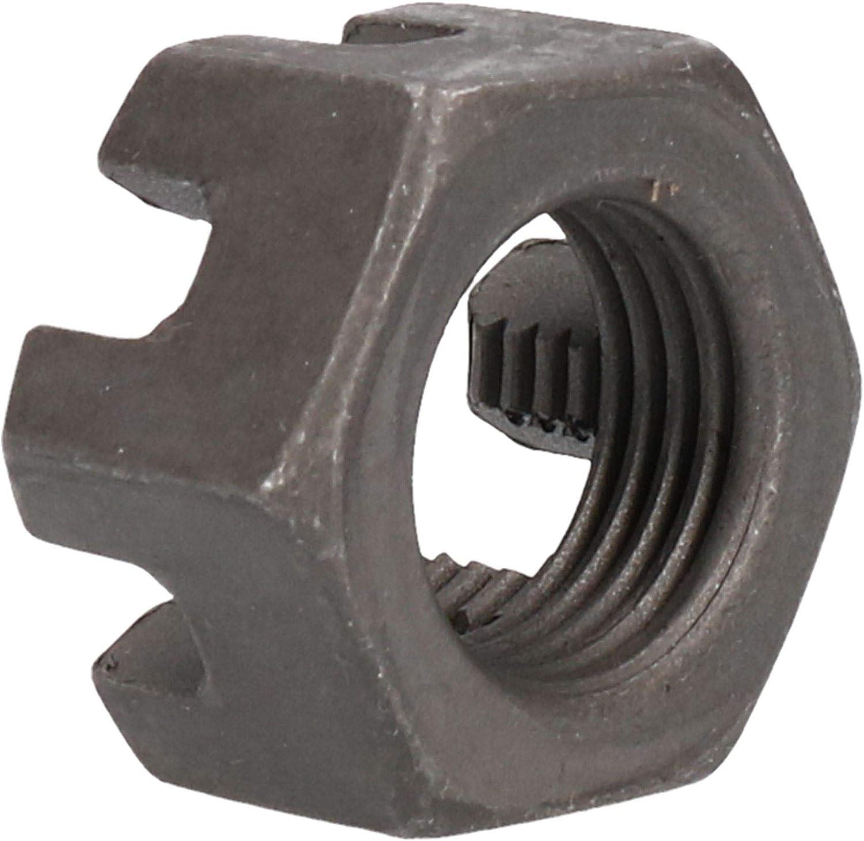 AB Tools-Indespension Tuerca Castillo ranurada de 5//8UNF para Cubos Rueda Remolque Tuerca de buje