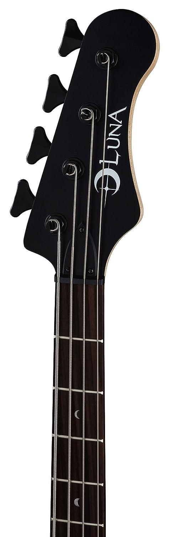 Luna Guitars sistema de refuerzo TAT escala larga 34 bajo eléctrico para tatuajes: Amazon.es: Instrumentos musicales