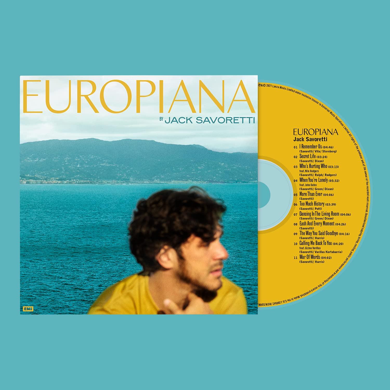 Jack Savoretti - Europiana - Amazon.com Music