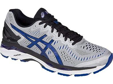 Asics Gel Kayano 23 GS Hombre US 6.5 Plata Zapato para