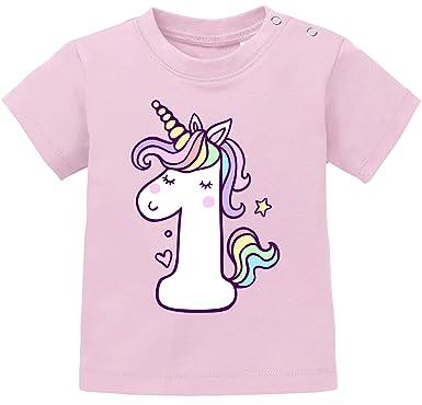 MoonWorks/® Baby Langarmshirt Babyshirt Papas kleine Prinzessin M/ädchen Shirt