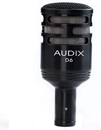 Audix D6 Dynamic Instrument Mic