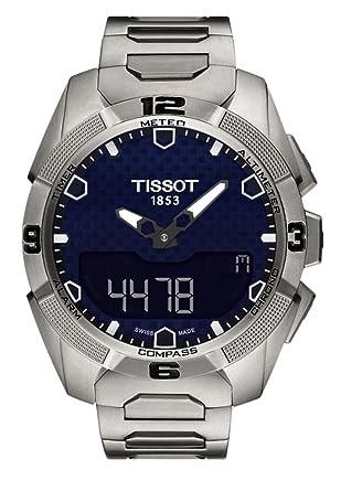 TISSOT T-TOUCH EXPERT RELOJ DE HOMBRE CUARZO SUIZO 45MM T091.420.44.041.00: Amazon.es: Relojes