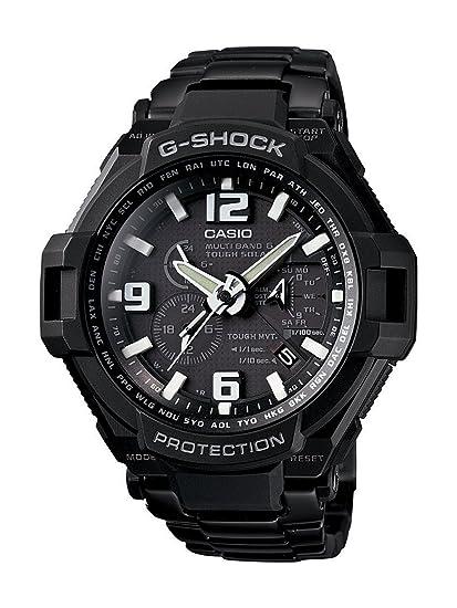 Casio GW4000D-1A - Reloj de hombre de cuarzo negro: Amazon ...