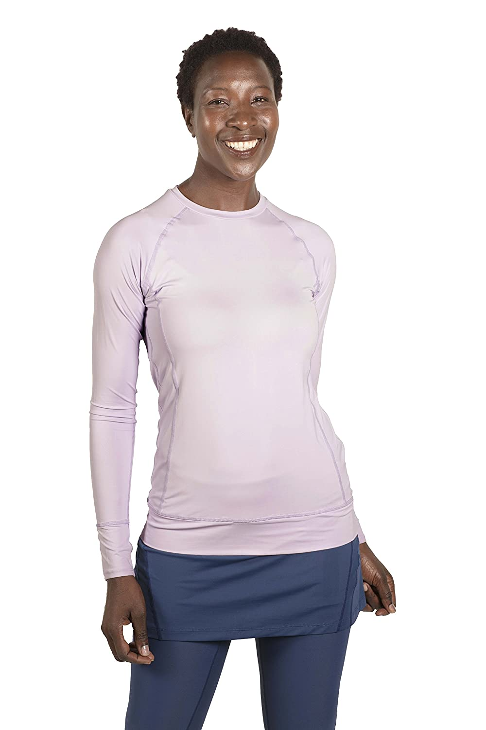BloqUV Womens Pullover T-Shirt