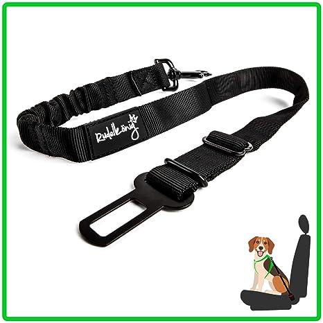 Rudelkönig - Cinturón de Seguridad para Perros para el Coche ...