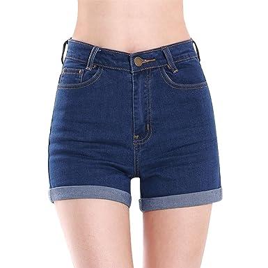 black denim shorts womens uk