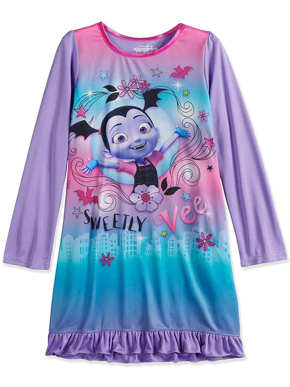 Disney Vampirina Girls Long Sleeve Nightgown Pajamas manufacturer