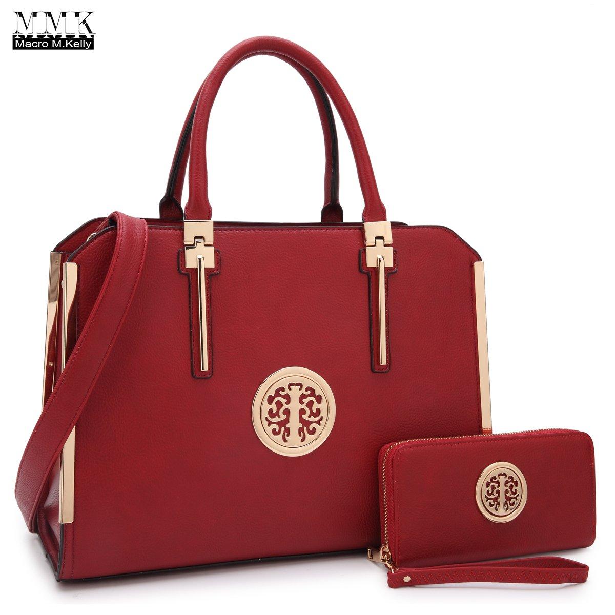 e4332f43fea Description.    MMK COLLECTION QUALITY ASSURANC USA Brand (Imported) ~ The  Beautiful Women Satchel ...