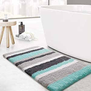 KMAT Luxury Bathroom Rugs Bath Mat,20