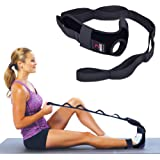 DMoose Fitness Foot and Leg Stretcher for Plantar Fasciitis, Improve Strength, Balance Stretches and Achilles Tendonitis, Str