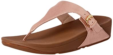 176626bfb275 Fitflop Women s The Skinny GLIMMERSUEDE Open Toe Sandals
