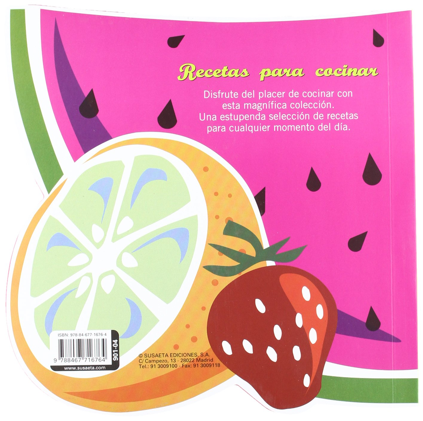 Batidos y zumos (Recetas para cocinar): Amazon.es: Equipo Susaeta: Libros