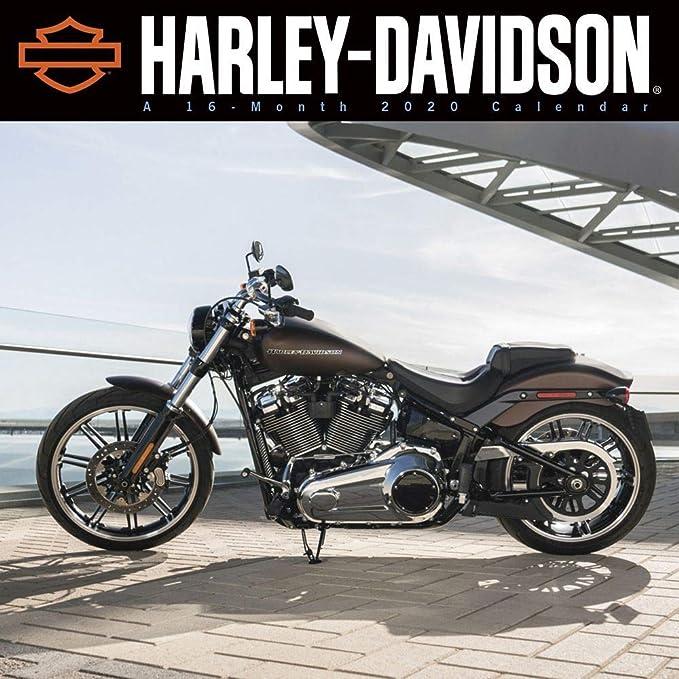HARLEY-DAVIDSON 211052 2021 MINI CALENDAR BRAND NEW