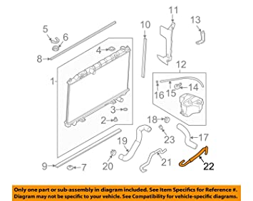 Pleasant Amazon Com Nissan 21632 5Z000 Auto Transmission Hose From Oil Wiring Digital Resources Remcakbiperorg