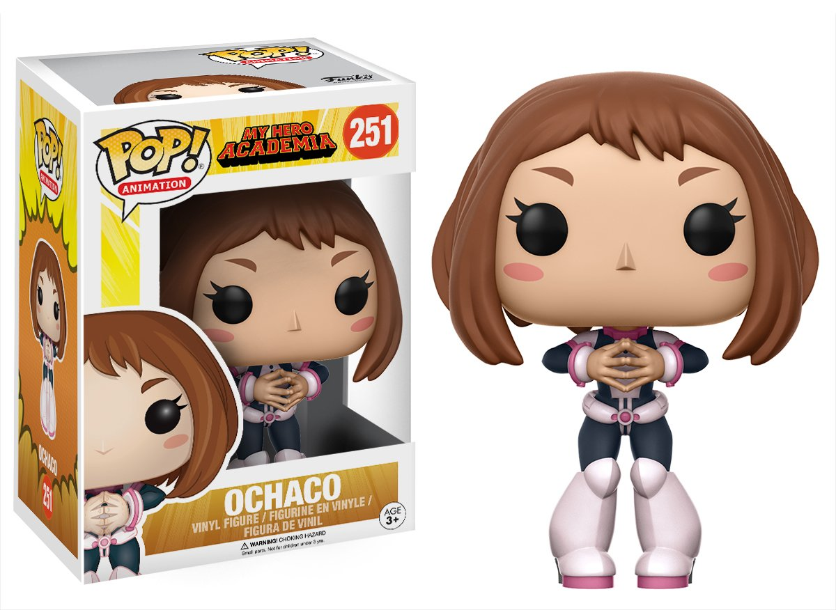 Funko POP Anime My Hero Academia Ochako Action Figure