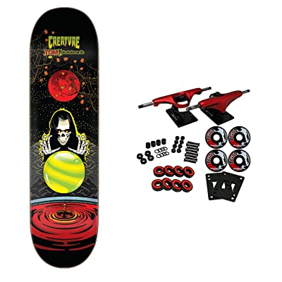 """Creature Skateboard Complete TGM Union 8.25"""" x 32.04"""" Limited Edition : Sports & Outdoors"""