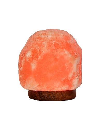 Exotic Pink Salts Himalayan Salt Lamp, 1 Pound