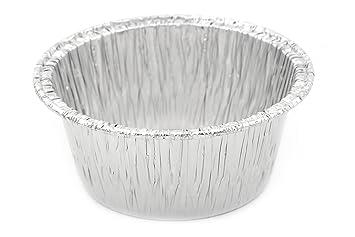 Mini magdalenas Cupcake para horno Bake de crema desechables taza de moldes de aluminio y strange