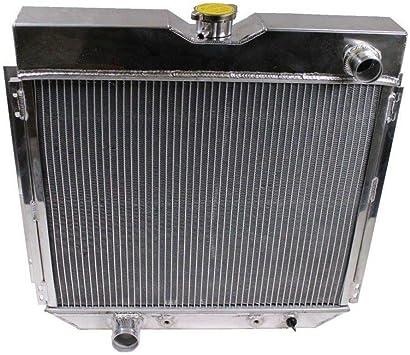 for Ford Ranchero//Fairlane 1966 1967 1968 1969 aluminum radiator brand new