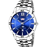 Eddy Hager Day and Date Men's Watch EH-212