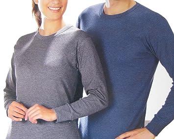 11 Freizeit Größe J Thermo M Arm amp; Shirt Unisex Line Lang Sport qvxTtYO