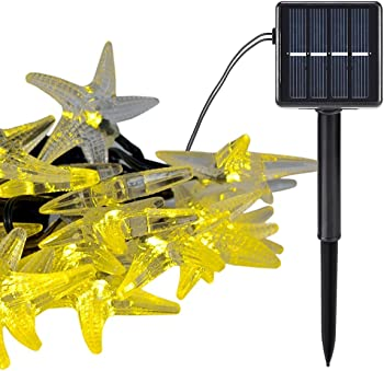 Escolite Solar String Lights