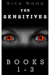The Sensitives Books 1 - 3: A Paranormal Horror Series Kindle Edition