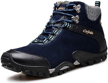 SINOES Wanderschuhe Trekking Schuhe Herren Damen Sports Outdoor Hiking  Sneaker bc9d5d0f4b