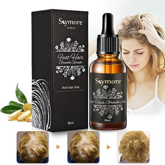 Skymore Fast Hair Growth Serum, Esencia de Crecimiento ...