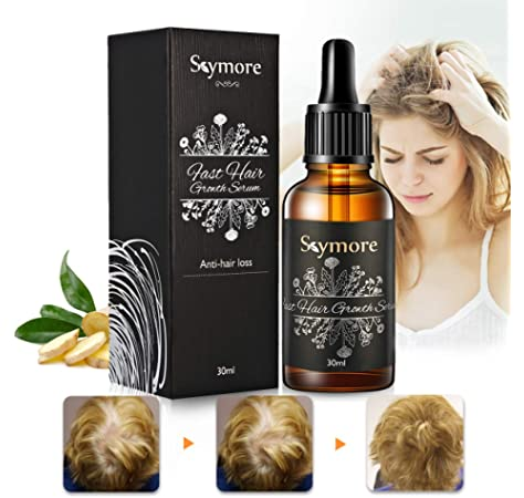 Aceite Crecimiento Cabello Esencia para Crecimiento del Pelo contra la Alopecia Tratamiento de la Pérdida de Cabello para Hombres Mujeres (2 Botellas): Amazon.es: Belleza