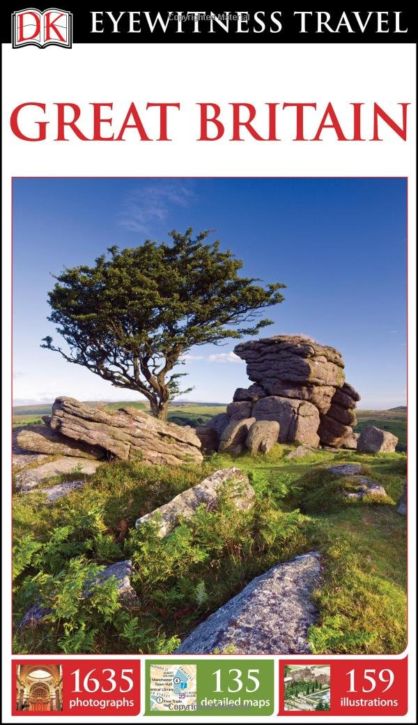 DK Eyewitness Travel Guide Britain product image