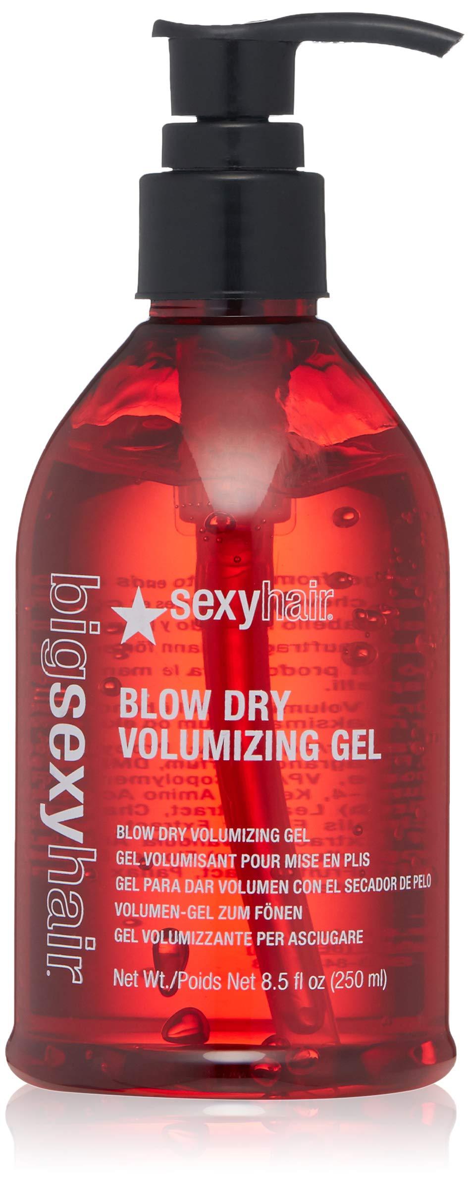 SEXYHAIR Big Blow Dry Volumizing Gel, 8.5 Fl Oz by SEXYHAIR