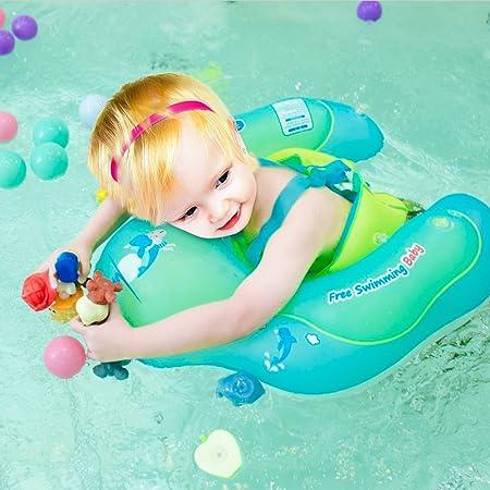 LUXJET Flotadores para bebés, Flotador De Natación para Bebé para Niños de 6-30meses (L): Amazon.es: Juguetes y juegos
