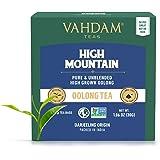 Himalayan Oolong Tea (30 Tea Bags) - 100% Natural Detox Tea, Oolong Tea Loose Leaf Pyramid Tea Bags, Brew Hot, Iced or Kombuc