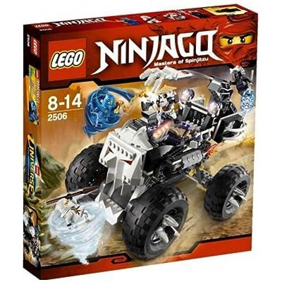 LEGO Ninjago Skull Truck 2506: Toys & Games