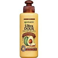 Garnier Ultra Doux Avocado Oil & Shea Butter Intense Nourishment Leave-In Cream, 200 ml
