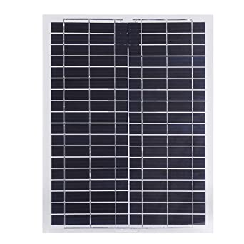 ExcLent 20W 12V Poly Flexible Poly Panel Solar Cargador De ...