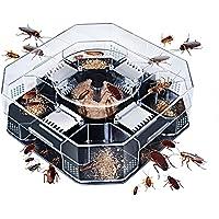 BESTONZON Trampas para cucarachas reutilizables Sin contaminación Cucaracha