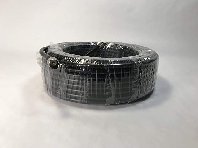 200 ft Low Loss LMR-400 Flexible Direct Burial Coaxial Cable w//PL-259 for Ham Radio