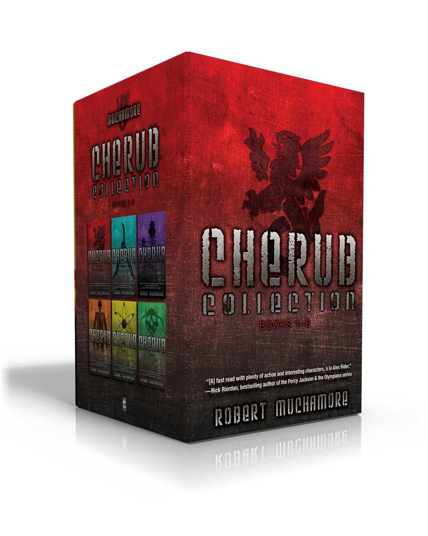CHERUB Collection Books 1-6: The Recruit; The Dealer; Maximum Security; The Killing; Divine Madness; Man vs. Beast by Simon Pulse