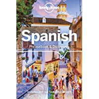 Lonely Planet Spanish Phrasebook & Dictionary 8th Ed.: 8th Edition