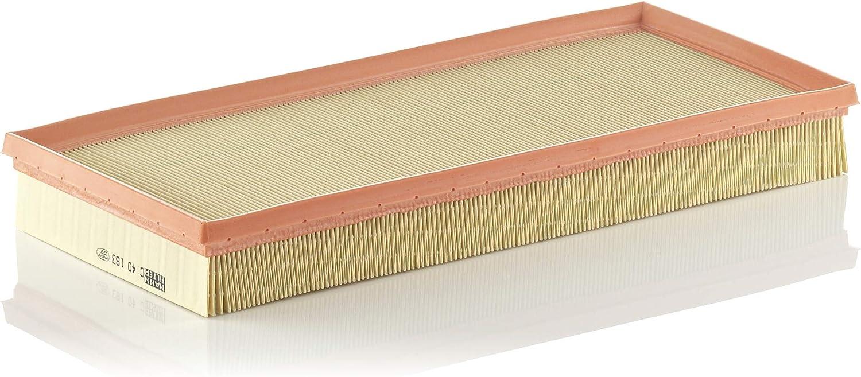 Original Mann Filter Luftfilter C 40 163 Für Pkw Auto