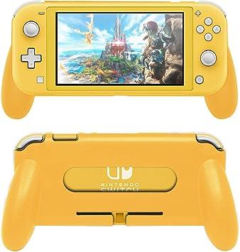 FYOUNG - Empuñadura para Consola Nintendo Switch Lite 2019, Funda ...