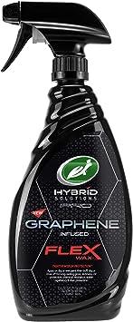 Turtle Wax 53477 Hybrid Solutions Pro Flex Wax, Graphene Spray Wax, 23 oz.