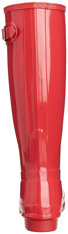 Hunter Women's Original Tall Rain Boot B00K1XCG8U 10 B(M) US|Bright Coral