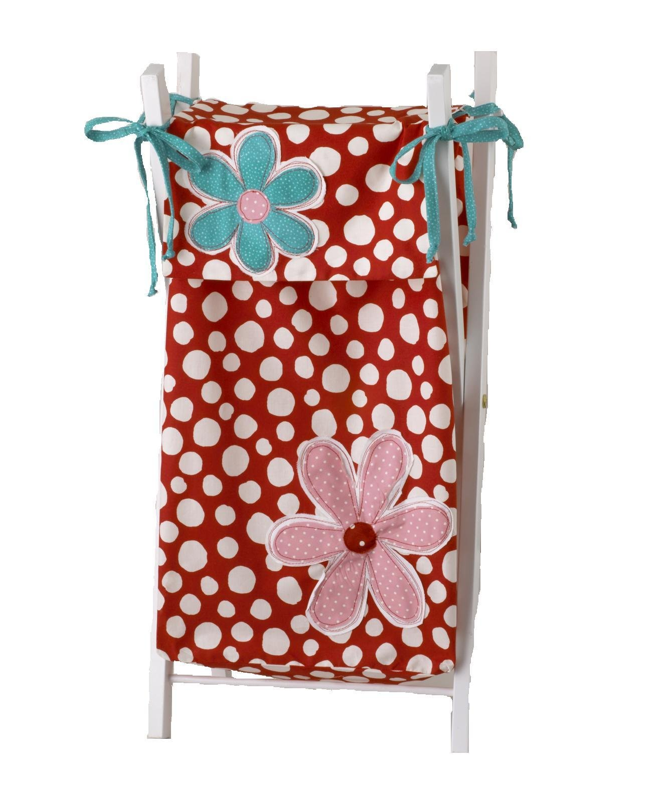 Cotton Tale Designs Lizzie Hamper with Frame by Cotton Tale Designs