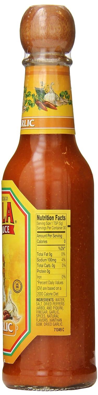 Cholula Salsa Picante Chili Garlic - 150 ml: Amazon.es: Alimentación y bebidas